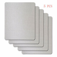 5pcs Microwave Oven Sheet Replacement Mica Wave Guide Cover Sheet Mesh