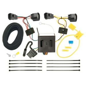 Trailer Hitch Wiring Tow Harness For Jeep Liberty 2008 2009 2010 2011 2012
