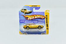 7//10-270//365 nuevo corto cardado - fábrica fresca DeLorean DMC Hot Wheels