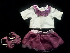 American Girl SPARKLE SEQUIN DRESS/OUTFIT  Molly Kit Julie Emily