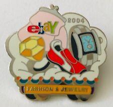 Ebay Live 2004 Lapel Pin Fashion & Jewelry Category Ebayana Ad Souvenir