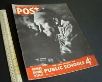 "WW2 Home Front ""Picture Post"" Photo News Magazine. Vintage 17 April 1943."