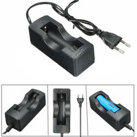 3800mAH BRC 3.7v 18650 Battery Rechargeable Li-ion Battery Charger EU Plug