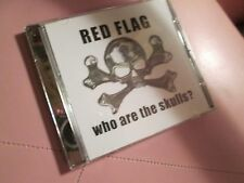 Who Are the Skulls Red Flag cd