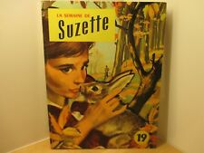 La Semaine de Suzette recueil album N°19, 1959