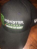 KYLE BUSCH Monster Energy Nascar VL Pit Crew Hat NEW ERA Joe Gibbs Racing WINNER