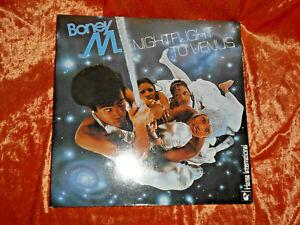 Boney M. - Nightflight to Venus - incl. Autogramm Postkarten --- LP VINYL