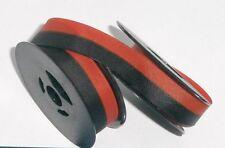 Corona Sterling Typewriter Ribbon - Black and Red Ink