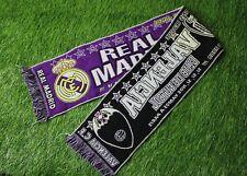 VALENCIA VS. REAL MADRID SPAIN FOOTBALL MATCH SCARF FINAL CHAMPIONS LEAGUE