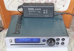 BRENNAN JB7 320GB HOME HiFi MUSIC SYSTEM, EXCELLENT CONDITION