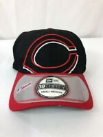 New Era 39Thirty MLB Cincinnati Reds Baseball Cap Fitted Hat  Size S/M