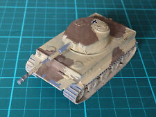 Airfix HO/OO Polystyrene Plastic Tiger I, unboxed, not in original condition 2/3