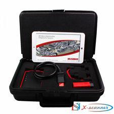 Win Tablet + VDM UCANDAS WIFI OBD2 Diagnostic Full System Auto Car Scanner Tools