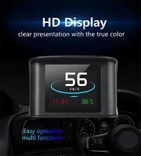 OBD Scanner Car HUD Head Up Display OBD2 Digital Speedometer Overspeed Alarm RPM