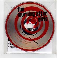 (FV621) The Morning After Girls, Shadows Evolve - 2006 DJ CD
