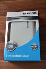 Nintendo Schutzhülle Tasche Elecom weiß für Nintendo DSi XL (WII-14803)