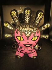 "Madam Mayhem 8"" Dunny Purple chase Version Kronk Exclusive RARE 2014 1/6"