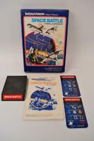 Intellivision Game Cartridge SPACE BATTLE