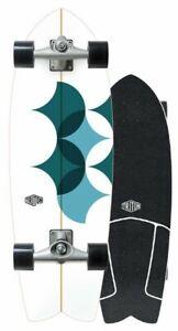 Carver Triton Skateboard Complete Surfskate Astral 29 Cx Trucks Raw
