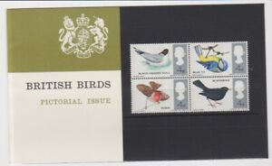 GB STAMPS PRESENTATION PACK 1966 BIRDS SUPERB CONDITION ROYAL MAIL ORIG