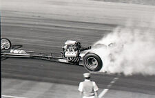 Burnout by Front Engine Dragster - Vintage 35mm Racing Negative