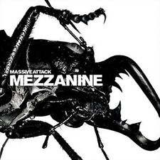 Massive Attack Mezzanine 180g Double Reissue, Vinyl LP