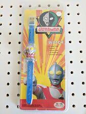 Tsuburaya Ultraman Watch 1996 Japan NIP New. *Ultramen ultra rare*