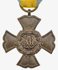Königreich Sachsen Erinnerungskreuz für Kämpfer 1849 Orden Ehrenzeichen Medaille