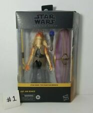 STAR WARS The Black Series Jar Jar Binks 6-Inch-Scale The Phantom Menace  NIB