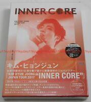 New KIM HYUN JOONG JAPAN TOUR 2017 INNER CORE Limited Edition Blu-ray Photobook