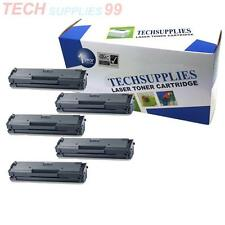 5 Pack MLT-D111S Toner Cartridge for Samsung Xpress M2020W M2070FW Printer