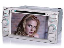 "Per Kuga Fusion Mondeo Ford 3G WIFI 7"" Autoradio Nav Radio GPS MP3 Bluetooth DVD"