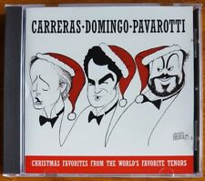 Christmas Favorites from the World's Favorite Tenors - CD