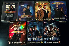 Doctor Who Complete DVD Box Set Collection (Series 1-6 and Specials)