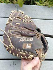 "Wilson A800 XHT 32"" Baseball Catchers Mitt Glove Leather Used"