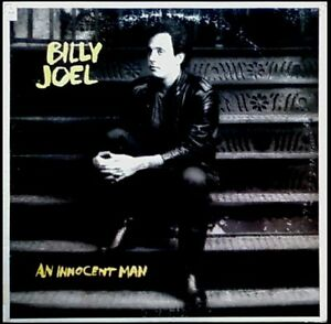 BILLY JOEL - AN INNOCENT MAN - UPTOWN GIRL / THE LONGEST TIME - USA LP CBS 1983