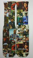 Custom Villians dry Fit socks gamma laney New York bred 7 VII movies