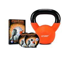 Kettlercise Just for Women 'Volume 2' Workout DVD PLUS 6kg Kettlebell package