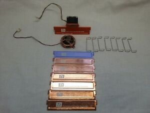 Bundle Ram - Chipset Cooler fan Modding PC Thermaltake Vantec