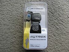Brand New Scosche myTREK Wireless Pulse Monitor for  iPod touch & iPhone