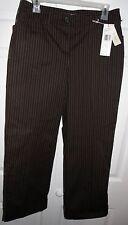 NWT $69 Jones New York Sport Sz 6 Dress Pants Slacks S M Cotton Spandex Jeans