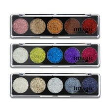 3 Color Makeup Cosmetic Shiny Glitter Eyeshadow Palette Eye Shadow Shimmer