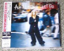 AVRIL LAVIGNE - Let Go [ECD] (Japan Import CD with OBI + bonus track, BVCA 2713)