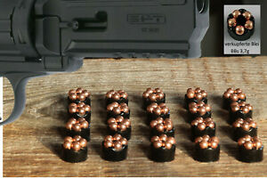 20x Munition Cal.50 fuer /for Umarex T4E HDR 50 20x Glassbrecher /GLAS CRUSHER !