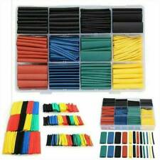 328pcs Cable Heat Shrink Tubing Sleeve Wire Wrap Tube 2:1 Assortment Kit 8 Size