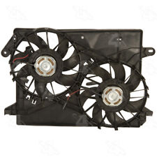 Dual Radiator and Condenser Fan Assembly-Rad / Cond Fan Assembly 4 Seasons 75974