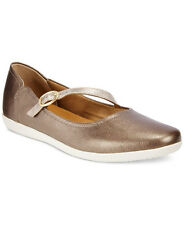 Clarks Women's Helina Amo Mary Jane Flat- Pewter UK 4 E Fit JS29 57