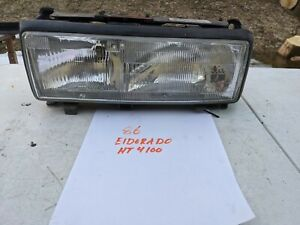1986 1987 Cadillac Eldorado/Seville Left Headlight Lamp Light Assembly HT4100