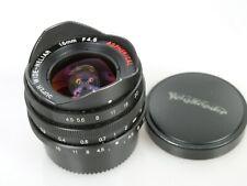 Voigtländer SUPER WIDE-HELIAR 15mm F4,5 M39 Gewinde LTM für Leica or Voigtl.