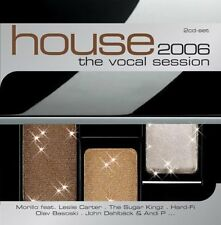 House 2006-The Vocal Session John Dahlbäck & Andy P, Morillo feat. Lesl.. [2 CD]